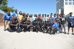 Together We Learn, Dallas Police Department, Jack and Jill of America, Inc.